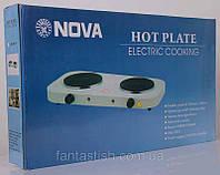Электрическая настольная плита Hot Plate GH-9619 на 2 диска DJV /822 N