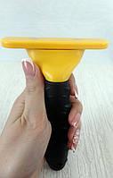Щетка для груминга собак, кошек Furminator deShedding tool (Фурминатор) S B
