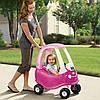 Каталка Машинка розовая Little Tikes 630750