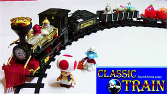 "Железная дорога ""Classic TRAIN"""