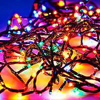 Гирлянды к Новому году 140 ламп