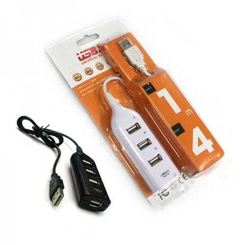 Разветвитель USB HUB Black