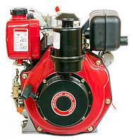 Двигатель дизельный WEIMA WM178FЕ (6.0л.с., шлицы Ø25мм, L=33мм, эл.старт) Бесплатная доставка