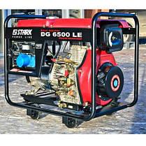 Дизельный генератор Stark DG 6500 LE               , фото 2