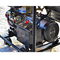 Дизельный генератор Stark DG 6500 LE               , фото 3