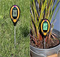 Анализаторы грунта (кислотность, влажность, температура, освещённость)