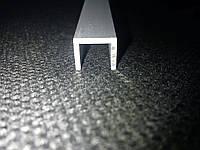 Профиль П-образный  анодированный 16*13*16*1,4 мм