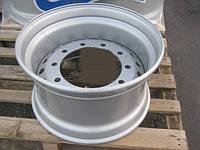 Диск колесный R22,5х11,75 10х335 ET 0 DIA 281 барабанные тормоза (Hayes Lemmerz, Германия)