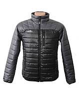 Короткая мужская куртка демисезонная 46