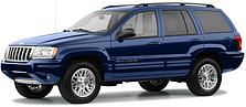 Фаркопы на Jeep Grand Cherokee (WJ) 1999-2005