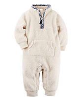 Детский человечек для новорожденного мальчика Carters 3мес, 9мес, 12мес