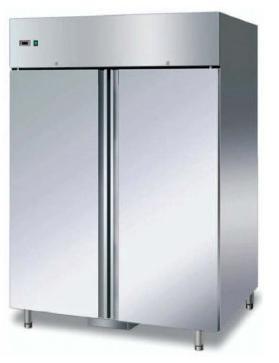 Шкаф 2 двери морозильный forcar gn 1410 bt