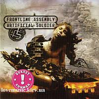 Музыкальный сд диск FRONTLINE ASSEMBLY Artificial soldier (2006) (audio cd)