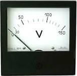 Амперметры и вольтметры