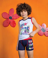 BERRAK Комплект майка+трусы для мальчика 5311