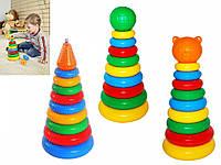 Детская Пирамидка 39103 Тигресс Wader