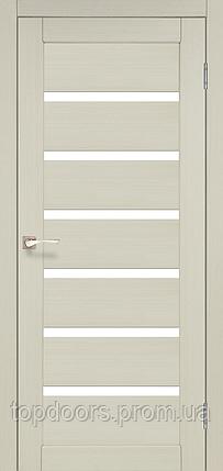 "Двери межкомнатные Корфад ""PR-01 ПО сатин"", фото 2"