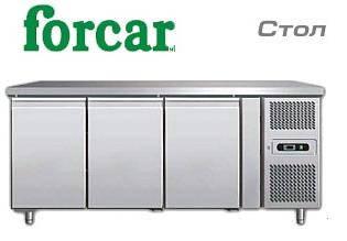 Стол морозильный Forcar Gn 3100 ВТ, фото 2