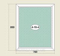 Окна металлопластиковые Veka Века, трёхкамерный профиль, однокамерный стеклопакет, недорого, качественно