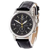 Мужские часы TISSOT - PRC 200, сапфировое стекло, нержавейка, AAA
