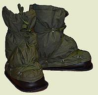 Арктичні бахіли, зовнішній утеплювач взуття. НОВІ. Великобританія, оригінал., фото 1
