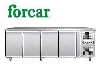 Морозильный стол Gn 4100 Вt Forcar