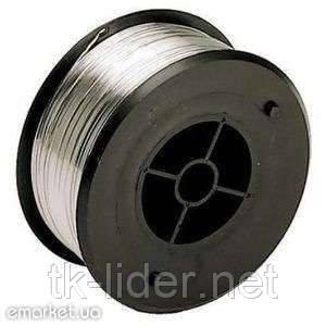 Проволока сварочная омедненная Ф 1,2 мм по 18кг кассета, фото 2