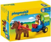 Игровой набор Playmobil 6779 Пони с повозкой, от 1,5 лет!