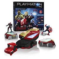 Игровой набор Playmation Marvel The Avengers Starter Pack Repulsor