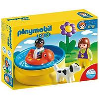 Игровой набор Playmobil 6781 Игра в бассейне, от 1,5 лет!