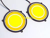 Дневные ходовые огни COB 501- 2 с функцией дополнительных поворотов