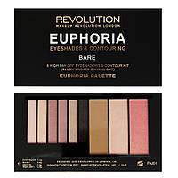 MUR Euphoria Palette - Палетка теней и контурирующие средства (Bare)