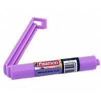 Зажим пластиковый для пакетов 9 см Fissman (PR-7594.BC)