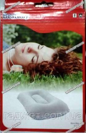 Подушка надувная Bestway, фото 2