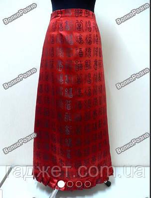 Юбка Атласная в китайском стиле, фото 2