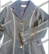 Куртка женская джинсовая утепленная, фото 2