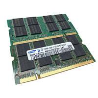 Память 1 ГБ SODIMM DDR PC2700, 333 DDR1, новая