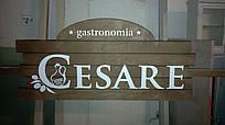 Вывеска Индивидуальная Cesare