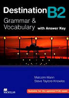 Destination B2. Grammar & Vocabulary + with answer key
