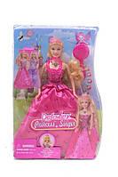 Кукла DEFA 29см принцесса 2в.поет кор.23*6*32см (Кукла DEFA)