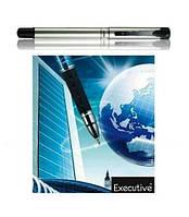 Ручка гелевая Cello Executive gel  синяя в футляре