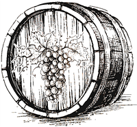 """Вино """"Медвежья кровь"""" 10 литров"""