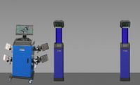Стенд регулировки углов установки колес а/м T 7204 HT