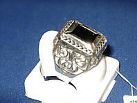 Серебряный перстень размер 21.5