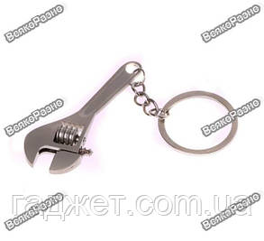 Брелок разводной ключ / Брелок на ключи разводной ключ, фото 2