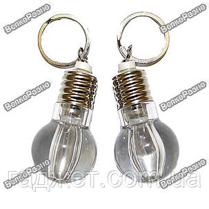 Светодиодный брелок лампочка, фото 2