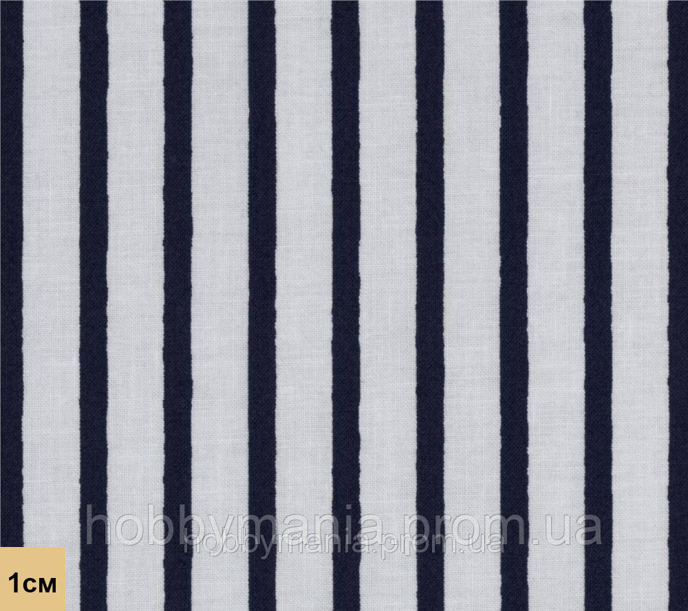 c8abcecf463c Ткань в полоску сине-белая, хлопок 100%, цена 92,60 грн., купить в ...