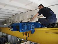 Сервисное обслуживание кранового оборудования