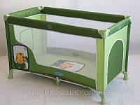 Манеж детский baby tilly ВТ 016 боковой лаз в комплекте с переносной сумкой