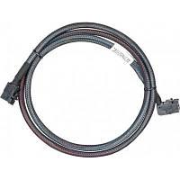 Кабель для передачи данных Adaptec ACK-I-HDmSAS-4SAS-SB-0.8M 2280100-R (ACK-I-HDMSAS-HDMSAS-1M 2282100-R)